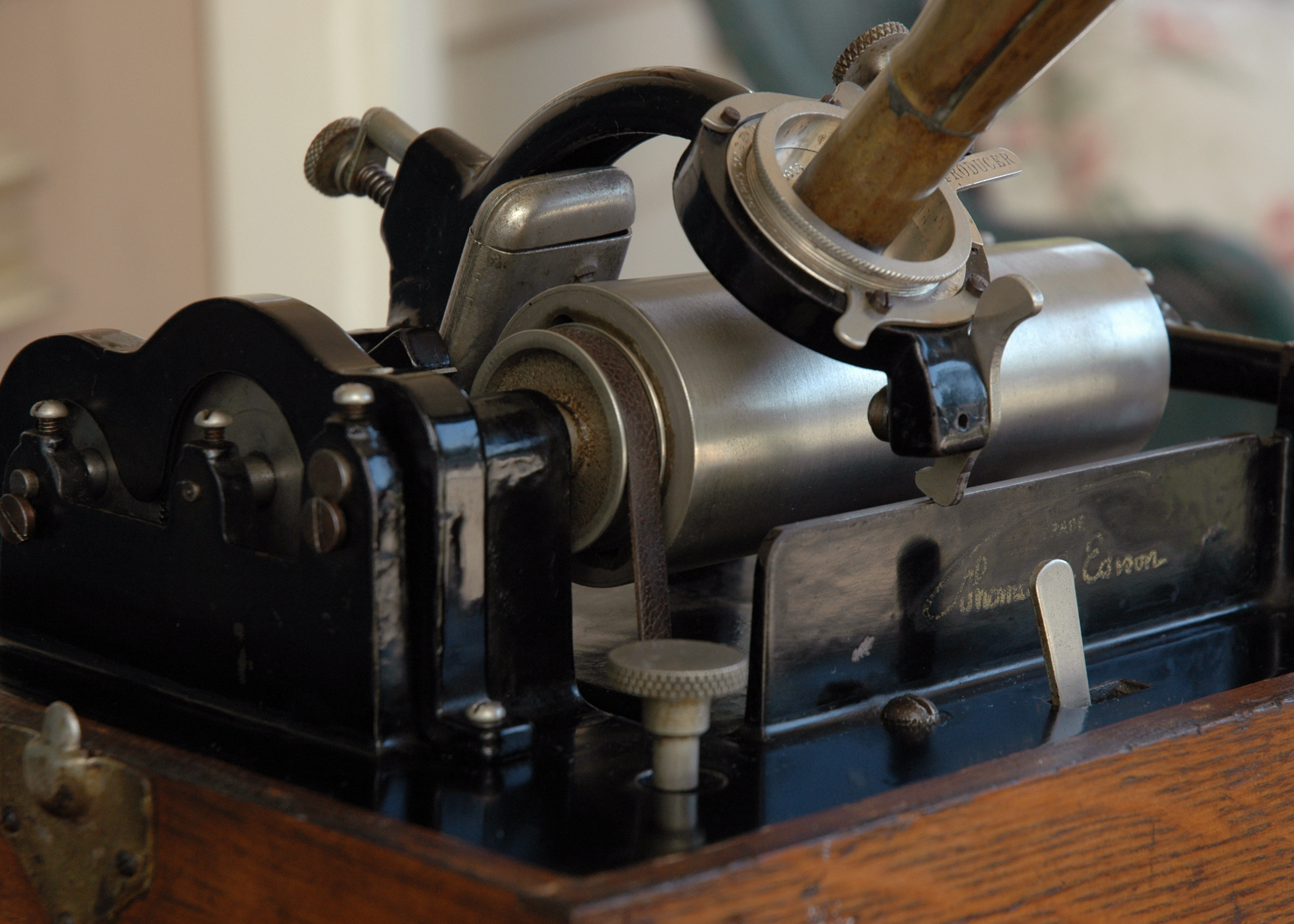 Dating edison phonographs