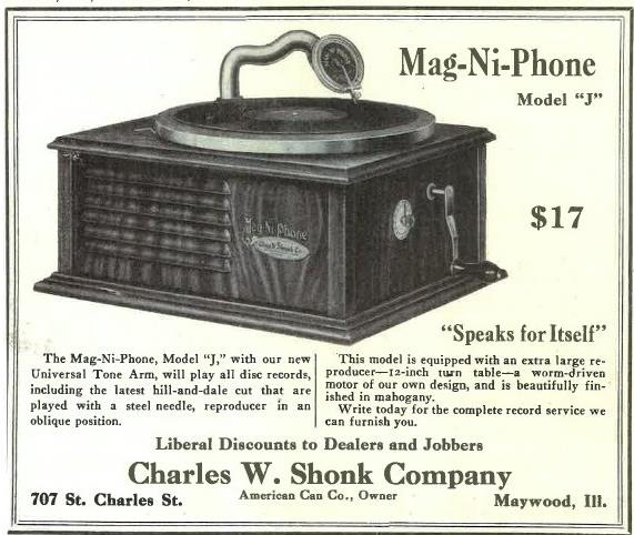 Mag-Ni-Phone March 1917