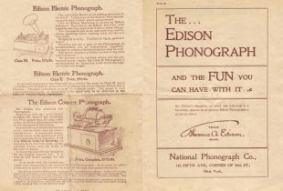 Fun With Edison Pamphlet (ca. 1899)