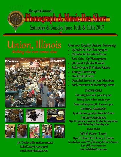 Annual vintage transport extravaganza union illinois