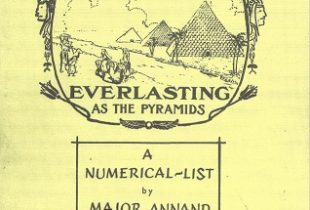 US Everlasting Cylinder Record Discography